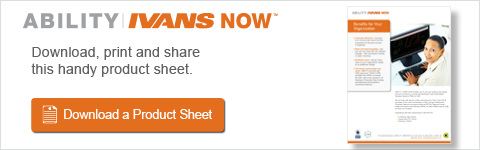 IVANS NOW Product Sheet