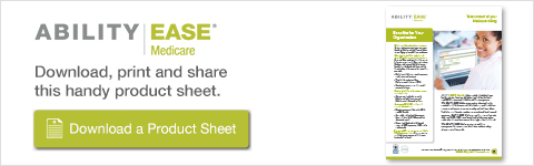 ABILITY | EASE Medicare Product Sheet