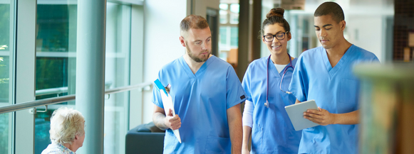 healthcare workforce management