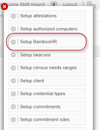BambooHR integration image 1