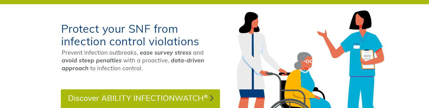INFECTIONWATCH Survey Slider